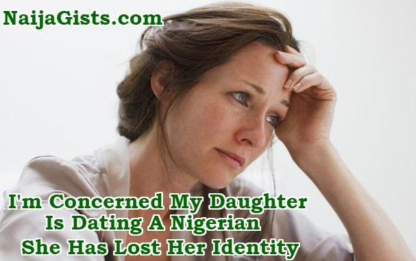 daughter dating nigerian man