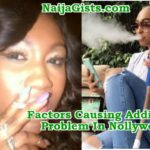 drug addiction problem nollywood