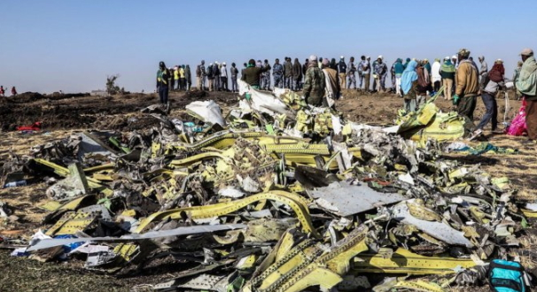ethiopian airline crash black box
