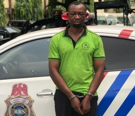 fake pastor arrested lagos