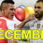 Footballers Birthdays In December..Soccer Players Born On Christmas Day & Other Days Of The Month