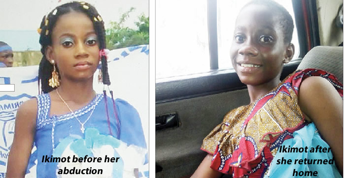 girl kidnapped in lagos