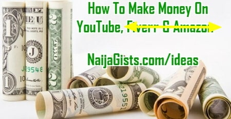 how to become successful youtuber nigeria