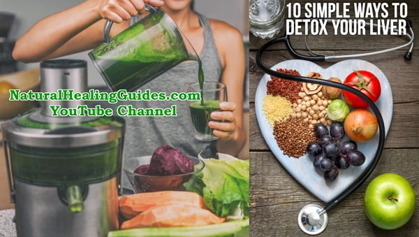 how to get rid harmful toxins body