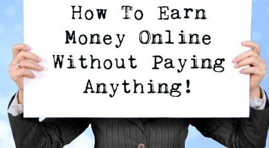 how to make money online in nigeria without paying anything
