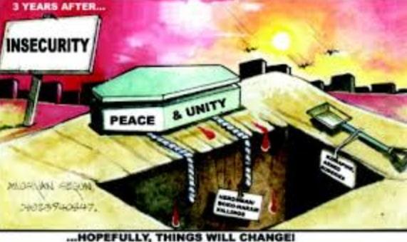 insecurity nigeria