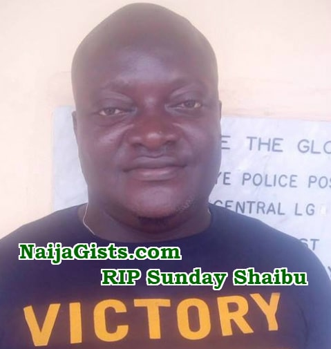 irt officer killed plateau state