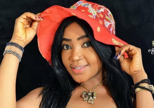 jamaican nollywood actress