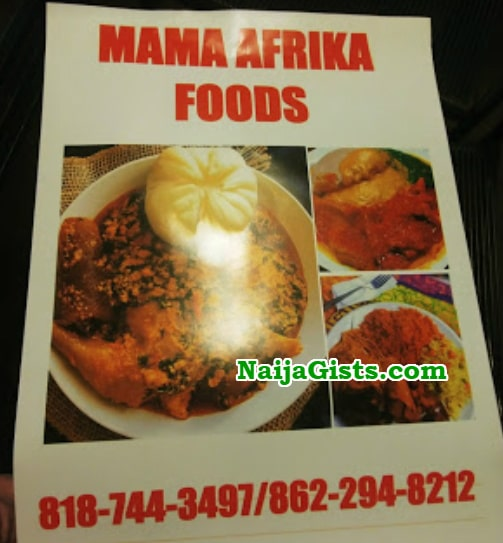 mama afrika foods nj
