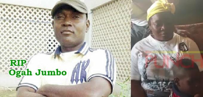 man killed police warden abuja