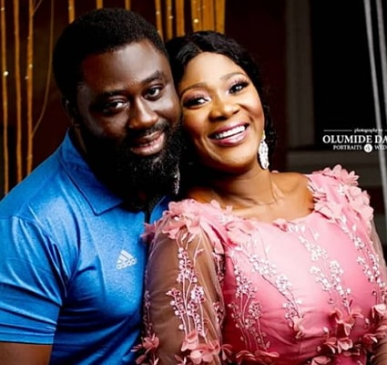mercy johnson fear death