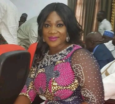 mercy johnson success story