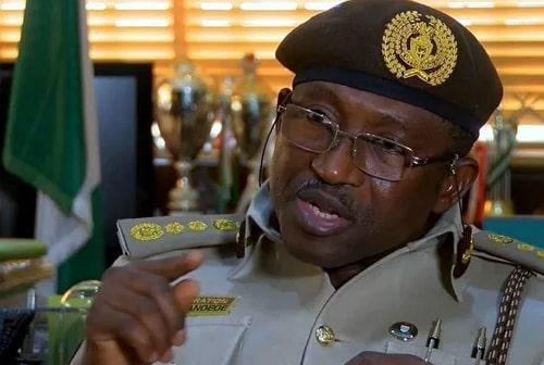 nigeria deports 4 ghanaians