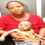 nigerian baby born with heart hole
