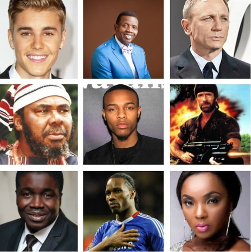 nigerian celebrities born in march