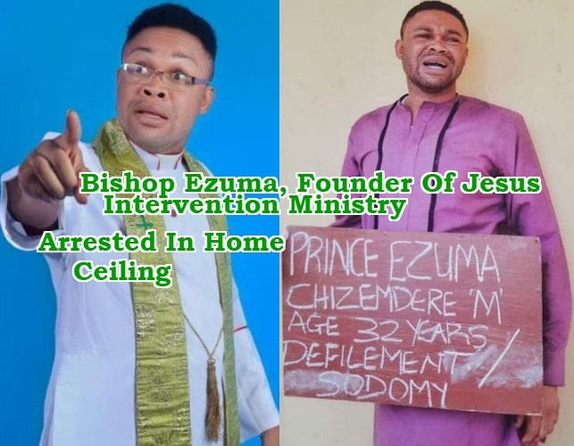 nigerian gay bishop arrested ejigbo lagos