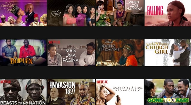 nigerian movies on netflix 2019