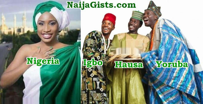 nigerian tribes facts
