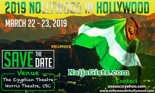 nollywood in hollywood 2019