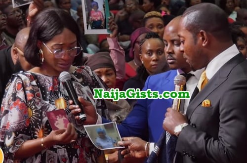 oge okoye staged testimony