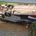 truck falls into river lokoja kogi state
