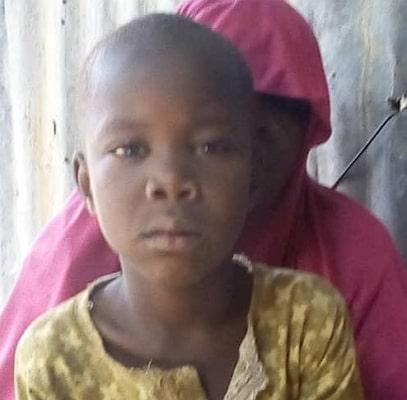 widow displaced boko haram