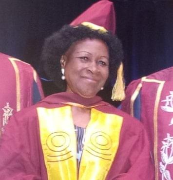 77 year old university graduate nigeria