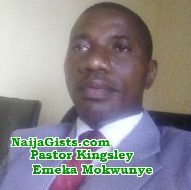 pastor Kingsley Emeka Mokwunye