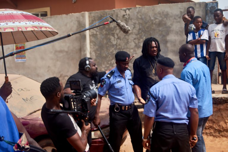 Lagos Sex Lies and Traffic