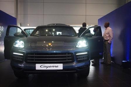 Porsche Cayenne nigeria price 2019