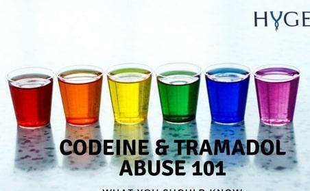 Tramadol, Codeine & Vodka mixture