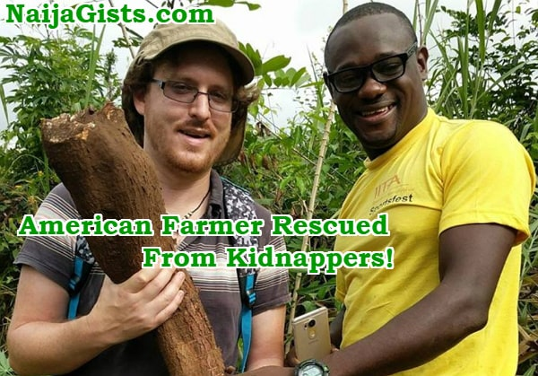american farmer kidnapped ibadan