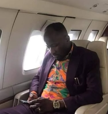 apostle suleman private jet
