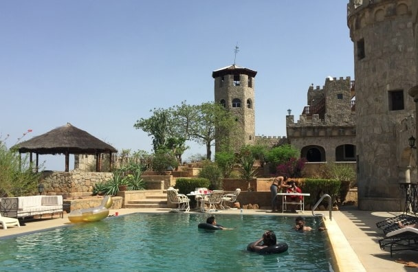 british tourist killed kajuru castle