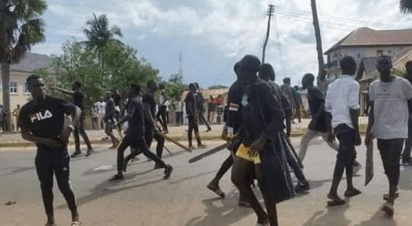 communal clash taraba state
