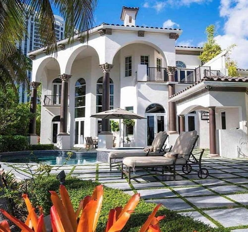 dj khaled mansion photos