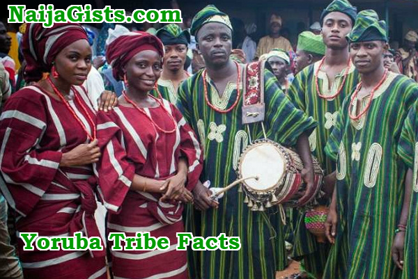 facts about the yoruba tribe nigeria