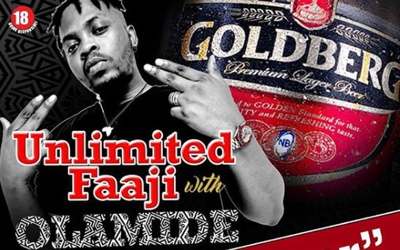 goldberg unlimited faaji