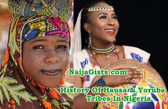 history hausa yoruba tribes in nigeria