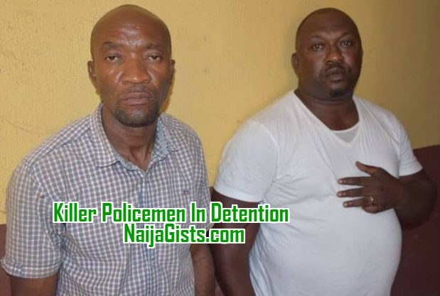 killer lagos police arrested