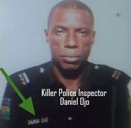killer police inspector ajegunle lagos