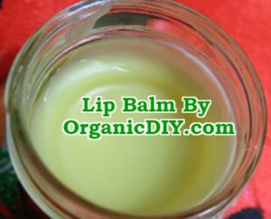How To Make Lip Balm At Home With Natural Ingredients (Step By Step DIY Video Instruction)