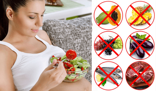 list foods to avoid during pregnancy_