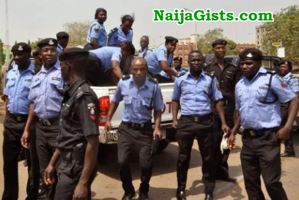 mad man kills policeman kwara