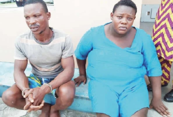 man kills son witchcraft akwa ibom