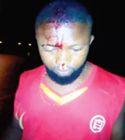 man stabbed viewing center ado ekiti