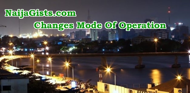 naijagists changes modes of operation