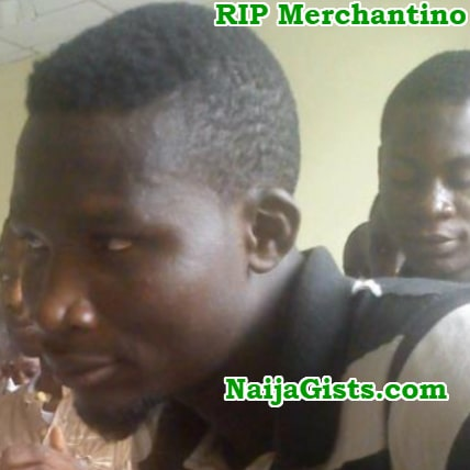 nans spokesman killed robbers lagos