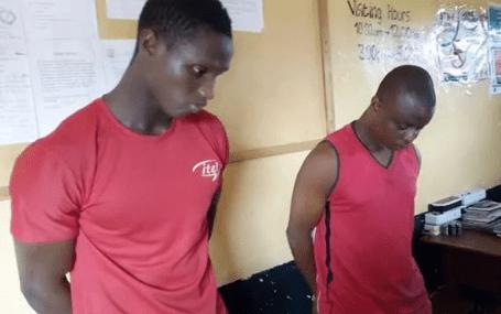 nigerian drug dealers arrested liberia