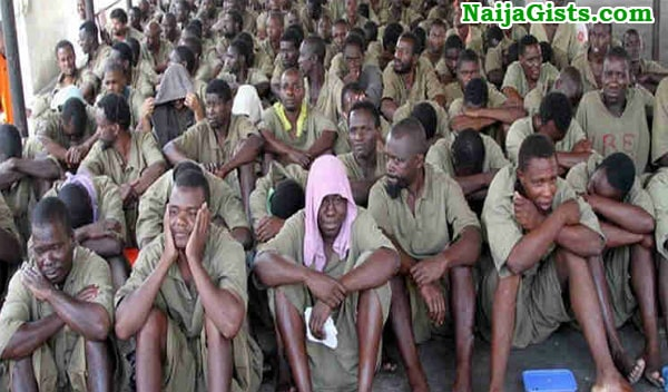 nigerians awaiting execution saudi arabia